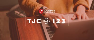 TJC as easy as 123: Three reasons why you should attend The Justice Conference