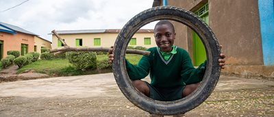 Rwandan Children Share their Favourite Quarantine Games