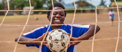 What it means for a child to be known: Soccer, more than a game