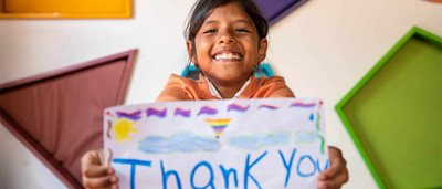 The five reasons these sponsored children are grateful will also make you grateful