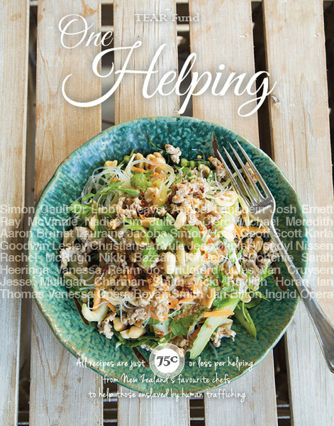One Helping – Cookbook