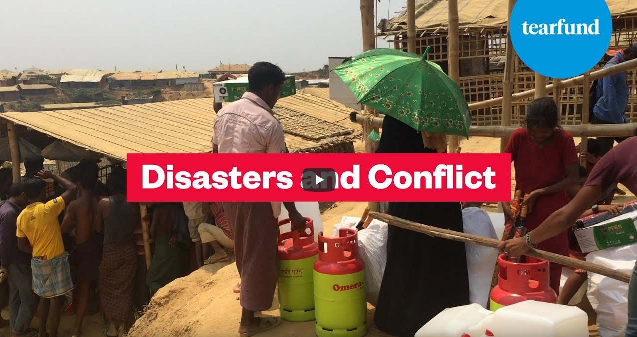 Understanding Disasters and Conflict