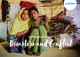 Introduction to Disasters & Conflict