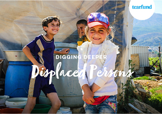 Digging deeper Displaced Persons