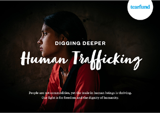 Digging Deeper Human Trafficking