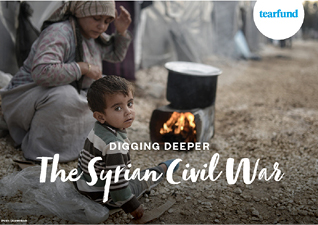 Digging Deeper Syrian Civil War