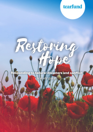 Restoring Hope booklet