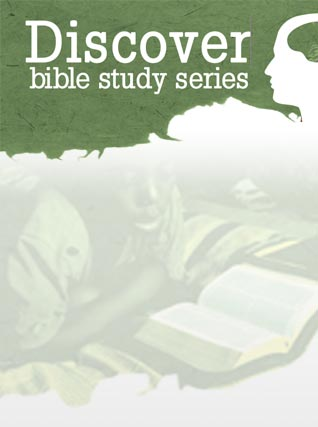 '​Discover' Bible study series